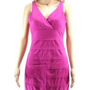 American Living Size 4 Pink VNeck Sleeveless Dress
